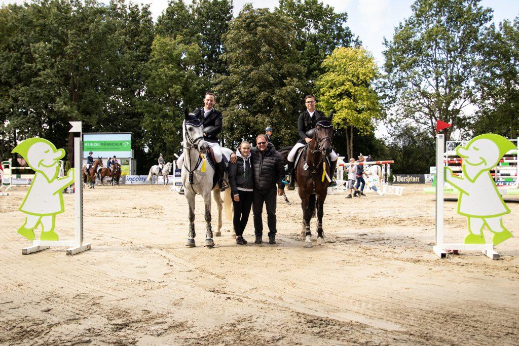 Sieger Heinzelmännchen Cup Qualifikation